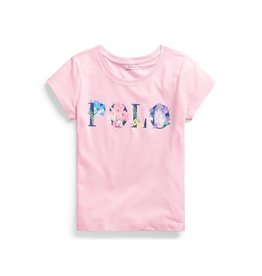 RALPH LAUREN RALPH LAUREN T-shirt roze
