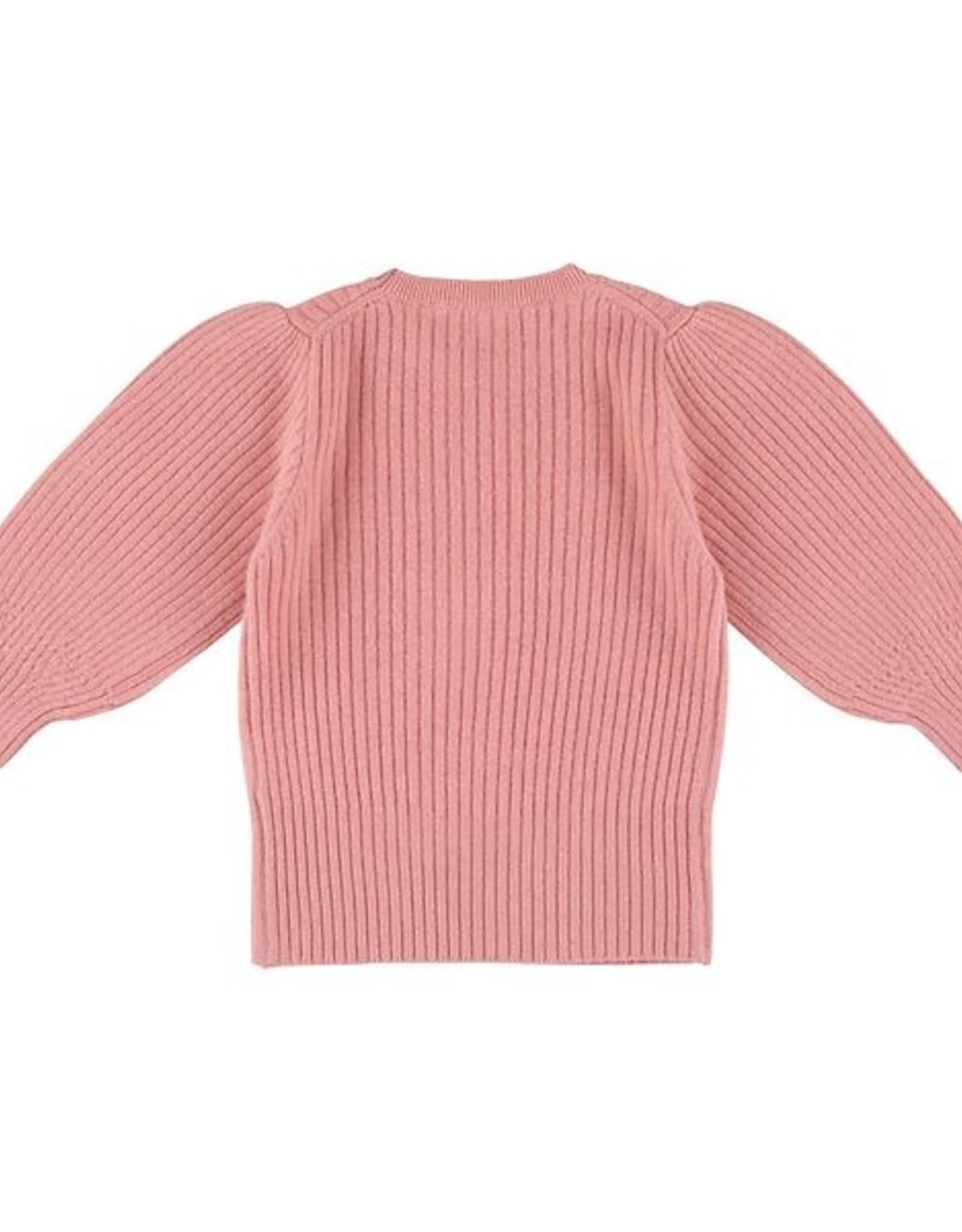 MORLEY MORLEY Oriana wool marzipan pull