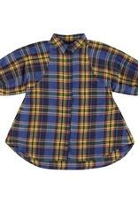 MORLEY MORLEY Oregon melton bleu dress
