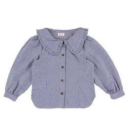 MORLEY MORLEY Narcis pasubio bleu shirt