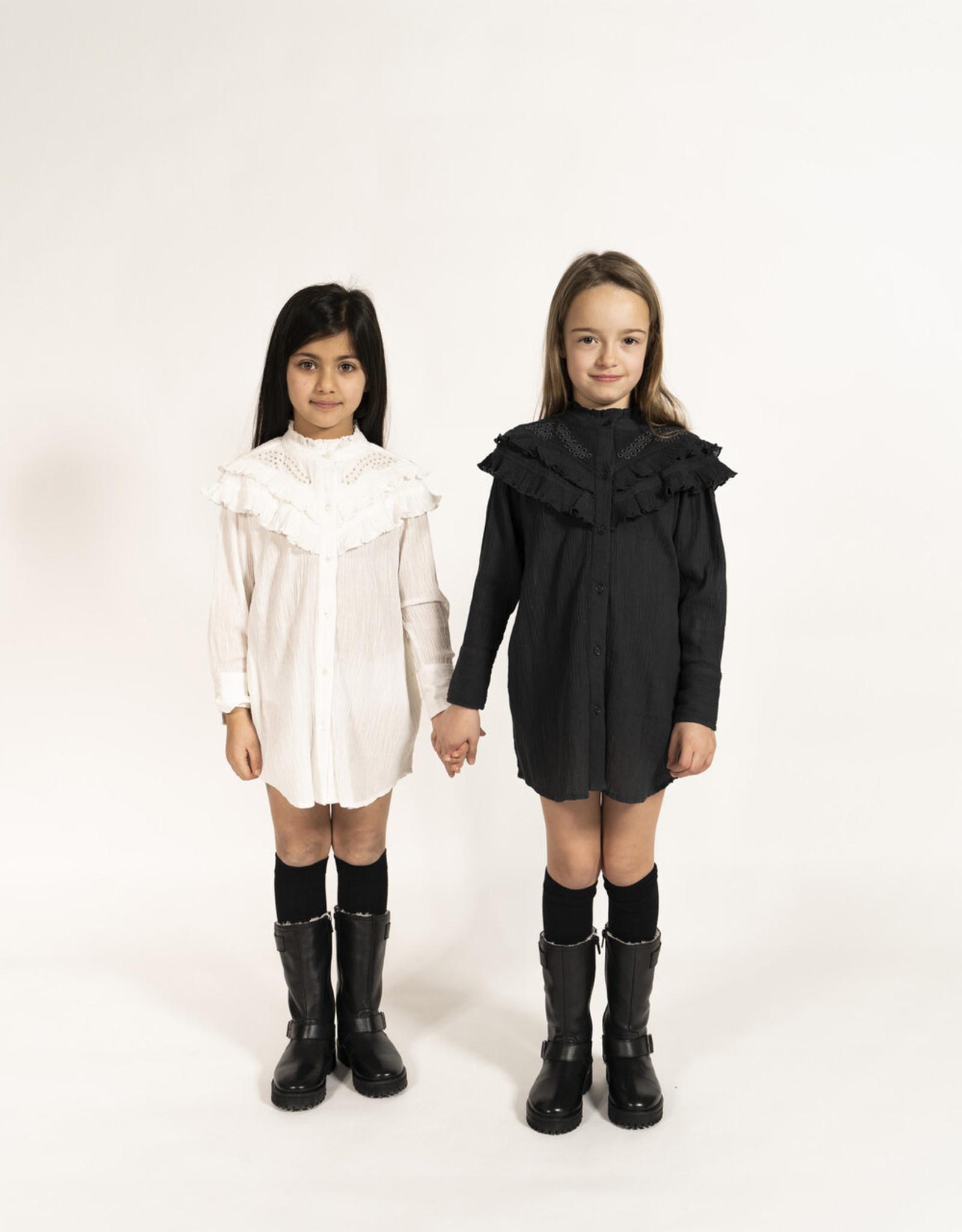 SIMPLE KIDS SIMPLE KIDS Fennel crinkle coal