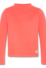AMERICAN OUTFITTERS AO76 turtle t-shirt    fluo coral