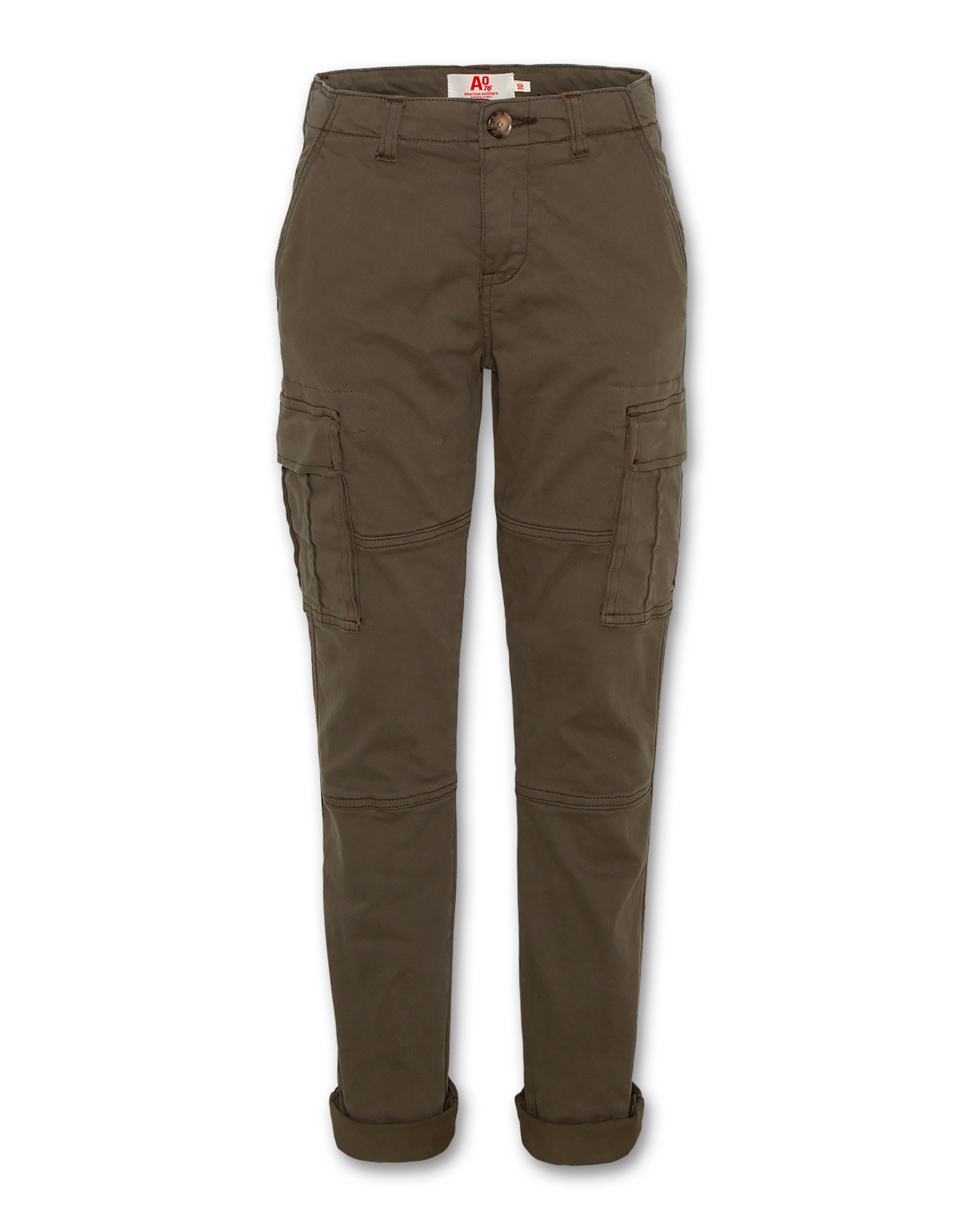 AMERICAN OUTFITTERS AO76 cargo pants dark olive
