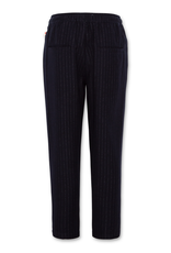 AMERICAN OUTFITTERS AO76 chalk stripe pants navy