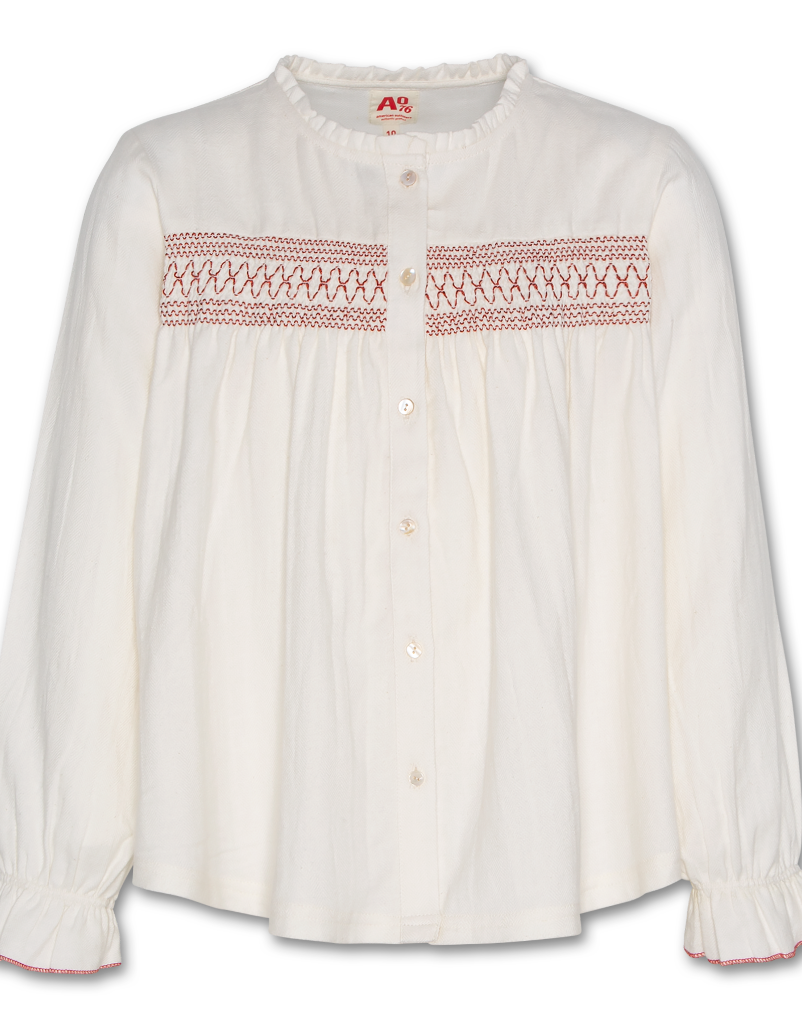 AMERICAN OUTFITTERS AO76 inuit shirt natural