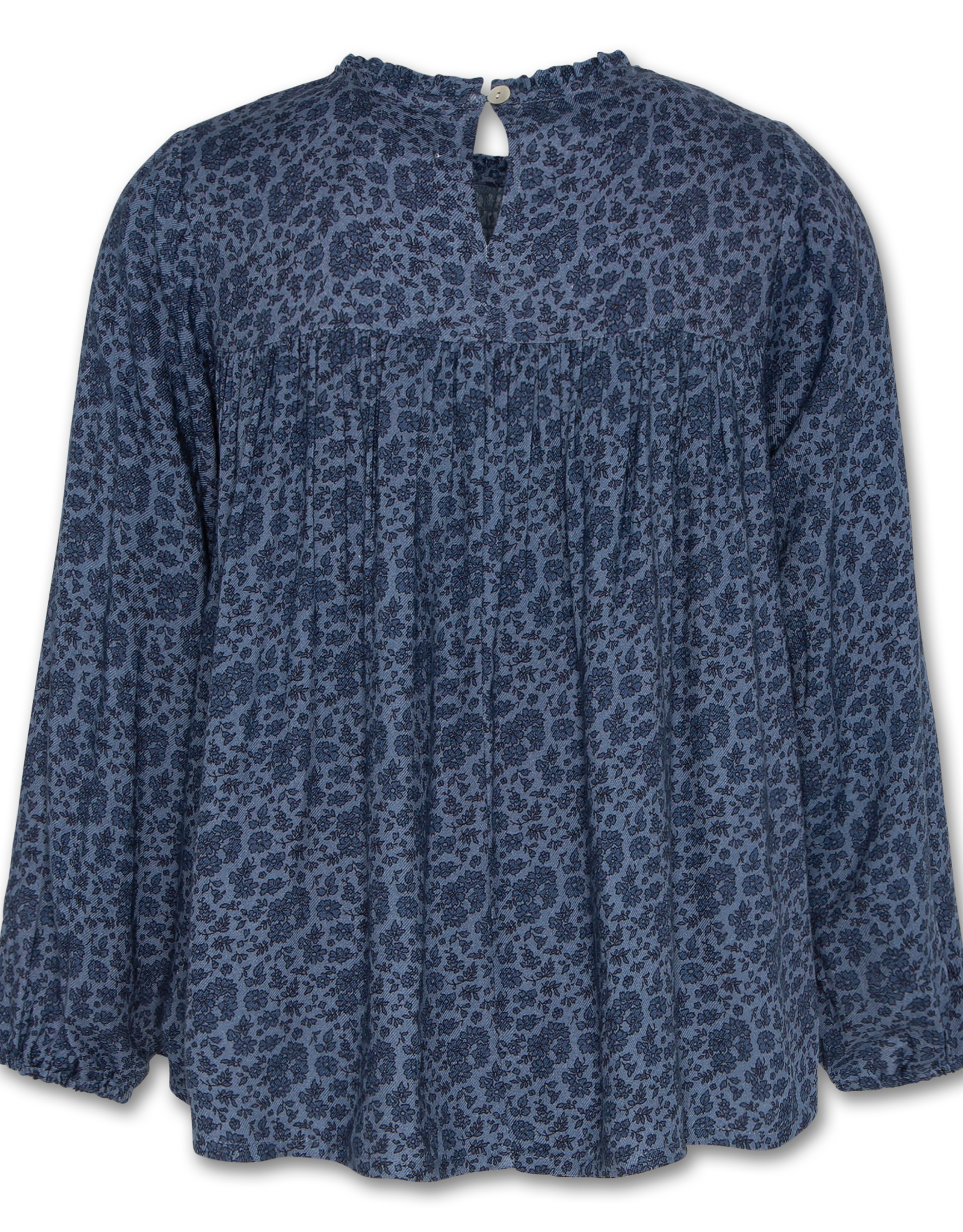 AMERICAN OUTFITTERS AO76 lily shirt blue