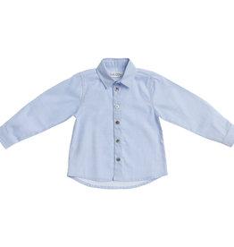 MALVI & CO MALVI & CO Hemd blauw
