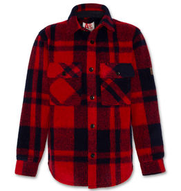 AMERICAN OUTFITTERS AO76 aker overshirt red
