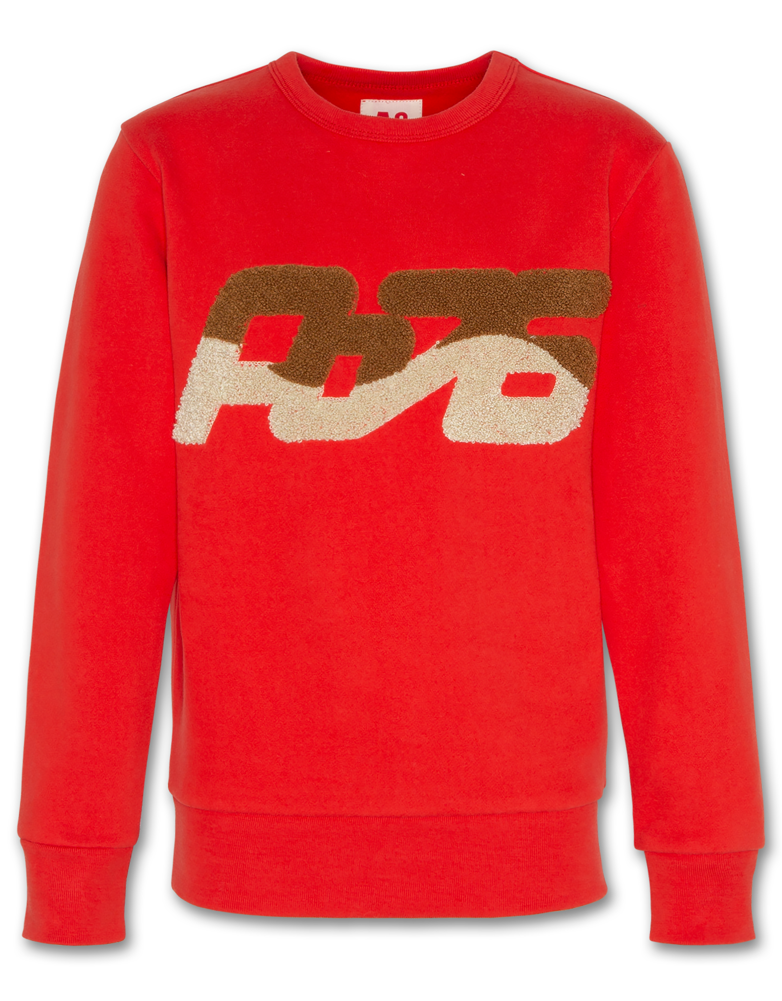 AMERICAN OUTFITTERS AO76 c-neck sweater wave red