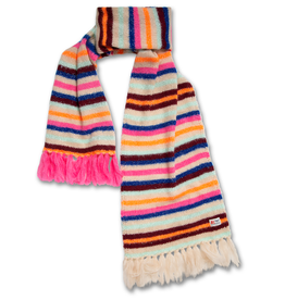 AMERICAN OUTFITTERS AO76 striped scarf multicolour