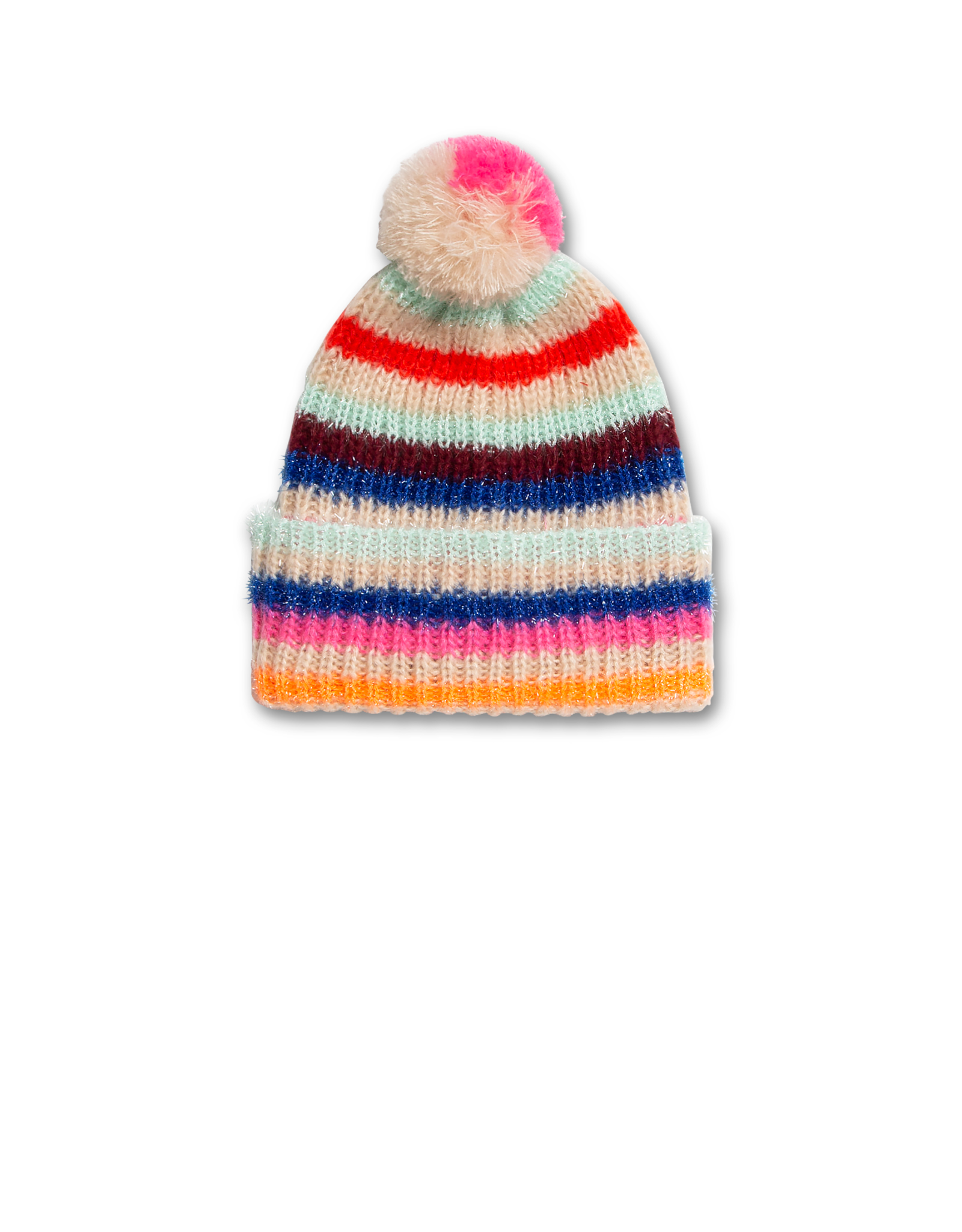AMERICAN OUTFITTERS AO76 striped hat multicolour