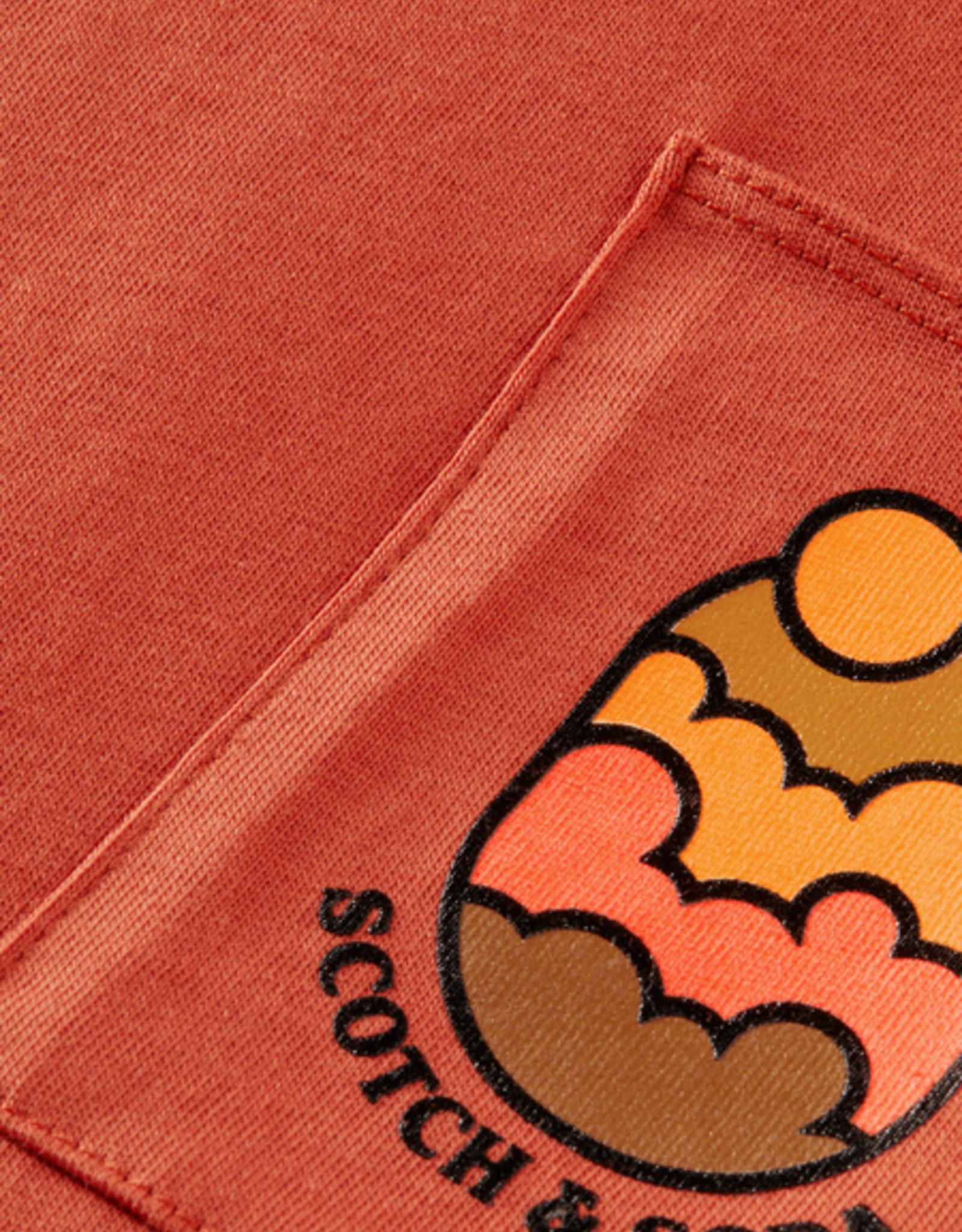 SCOTCH & SODA SCOTCH & SODA T-shirt rood