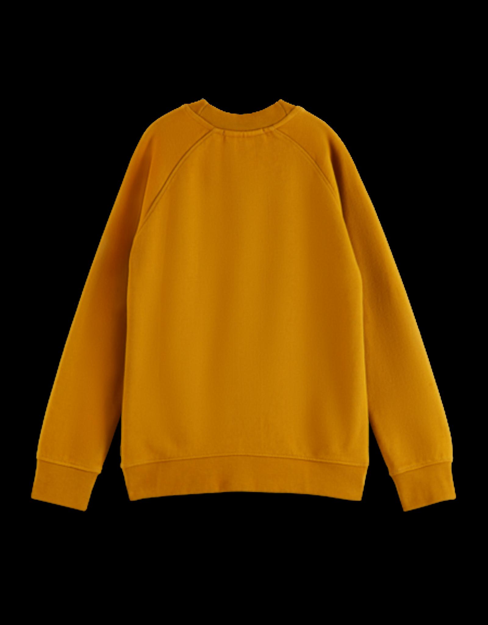 SCOTCH & SODA SCOTCH & SODA Sweater okergeel