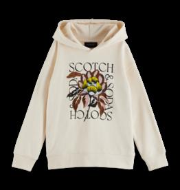 SCOTCH & SODA SCOTCH & SODA sweater met tekening