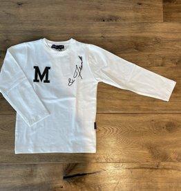 MANUELL & FRANK MANUELL & FRANK T-shirt white 7151