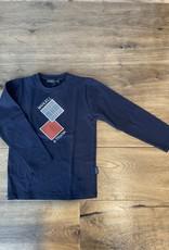 MANUELL & FRANK MANUELL & FRANK T-shirt blue 7154