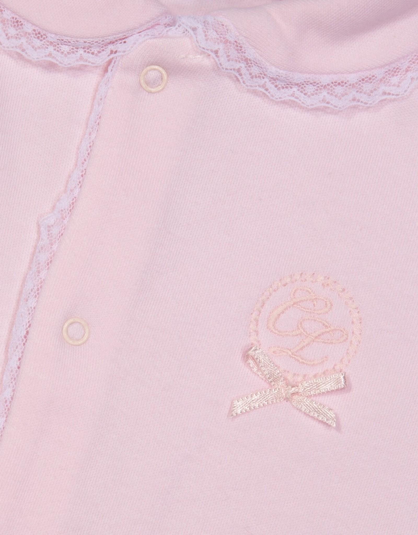 COTOLINI COTOLINI Eléonore rose+ dentelle