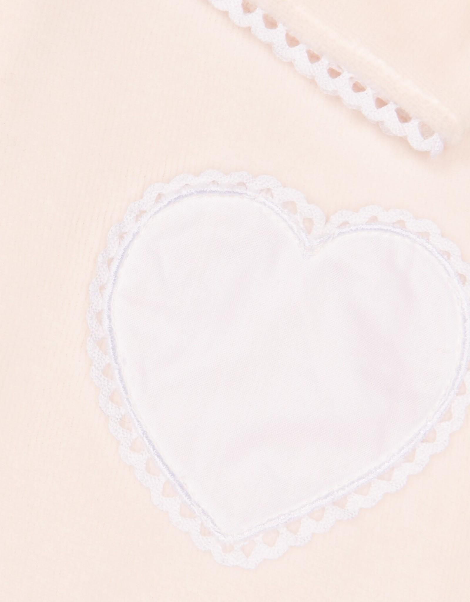 COTOLINI COTOLINI Bérénice rose+ dentelle velours
