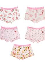 CLAESEN'S CLAESEN'S Girls boxershorts pink 5pack