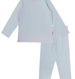 CLAESEN'S CLAESEN'S Girls pyjama checks hearts