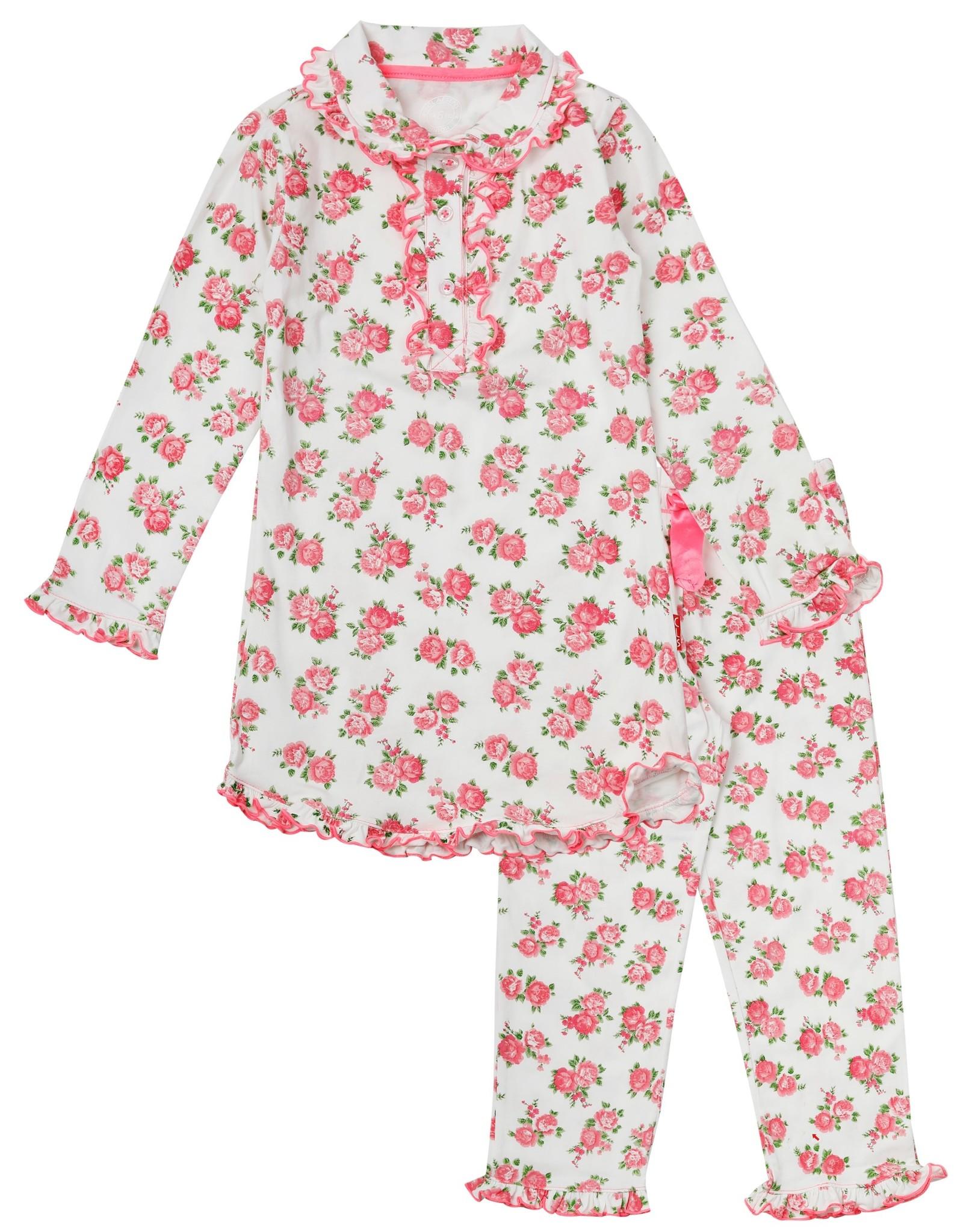 CLAESEN'S CLAESEN'S Girls pyjama romantic flower