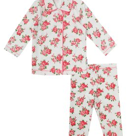 CLAESEN'S CLAESEN'S Pyjama romantic flower