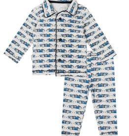 CLAESEN'S CLAESEN'S Pyjama babyboys race car