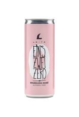 Weingut Leitz Eins-Zwei-Zero Sparkling Rosé blik 0,25 ltr