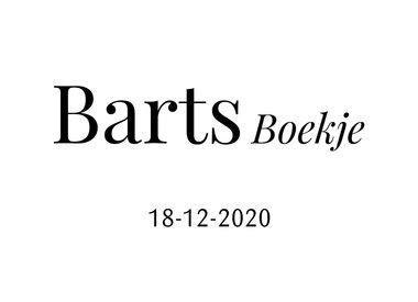 Bart's Boekje 18-12-2020