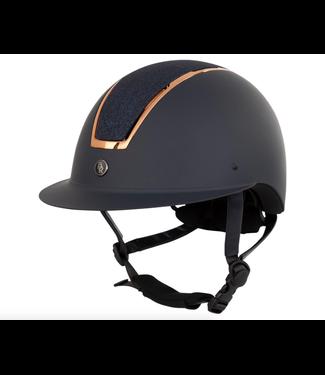 BR Riding helmet Omega Painted Glitter