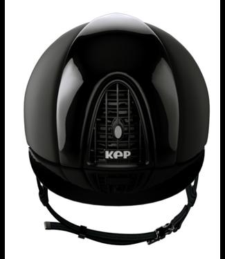Kep Cromo Textile Black, Black Grid , Black Strap  Medium