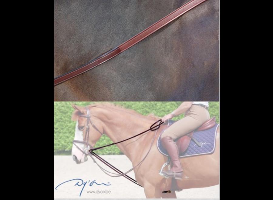 Draw Reins 1/2 Hunter Grip