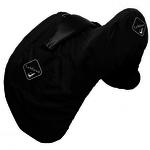 Le Mieux LMX Prokit Dressage Saddle Cover Black Black Dressuur