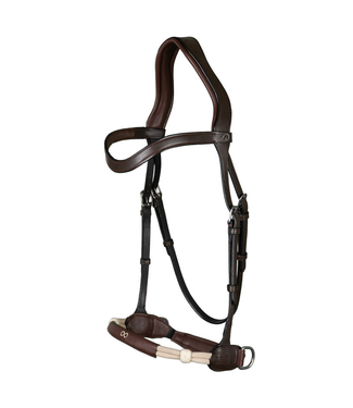 Dy on Bridle french nose La Cense Collection