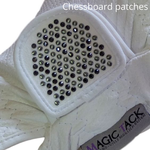 Magic Tack Patches, Chessboard