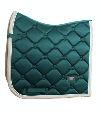 Equestrian Stockholm Saddle pad Amazonite