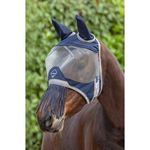 Le Mieux Armour Shield Fly Protector Defender Mask (Ears & Nose Fringe)