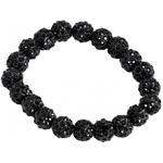 SD Design Small Diamond Scrunchie in Black Diamond Black Diamond