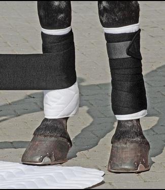 HORSE fitform Leg Wraps BANDAMULL white 40x55
