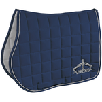 Veredus Saddlecloth Microfiber Jumping Blue Full