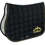 Veredus Saddlecloth Grand Slam Golden Edition Black Jumping
