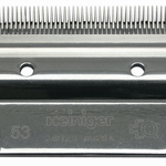 HEINIGER Shear Blade, for ALL, Vet 53/23 steel 53/23