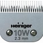 HEINIGER Shear Head SAPHIR #10W/2.3 mm steel #10W/2.3 mm