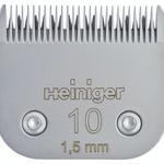 HEINIGER Shear Head SAPHIR #10/1.5mm steel #10/1.5 mm