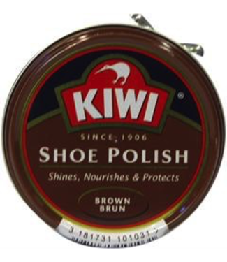 KIWI Shoe Polish KIWI brown