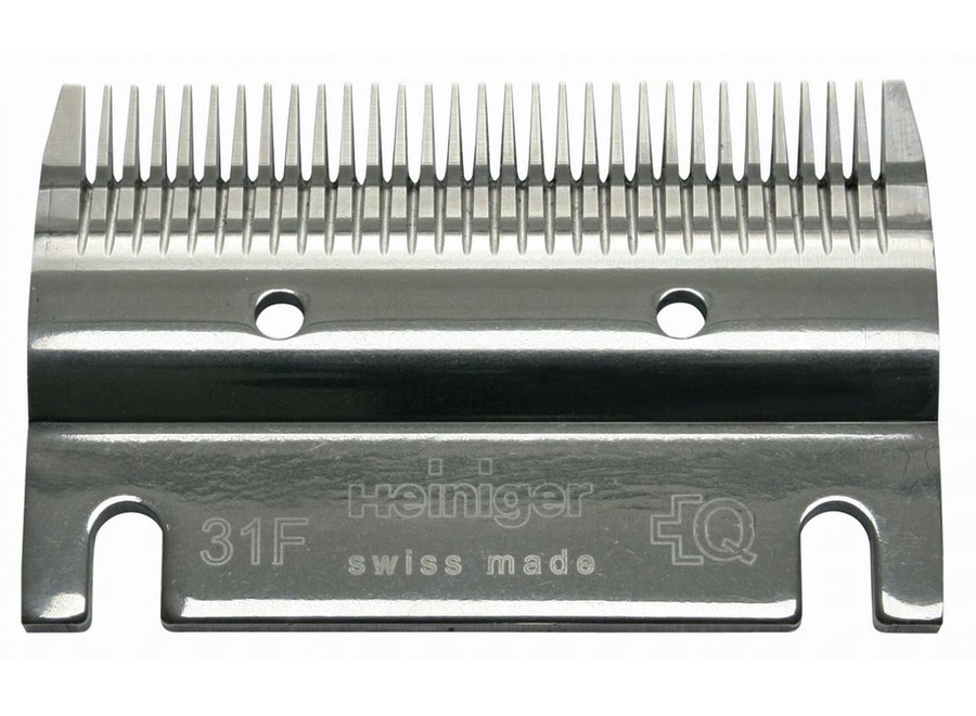 31F/23 Fine horse blade set
