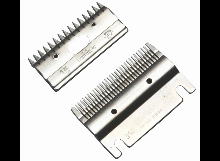 31F/15 Clipper blade set 1-2 mm