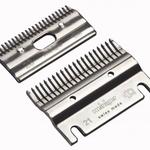 HEINIGER 21/23 Clipper blade set 2-4 mm