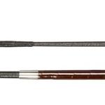 Döbert Nylon crop Brown Brown 70 cm