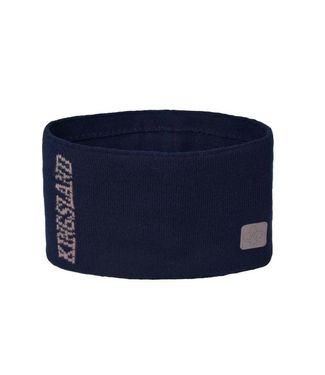 Kingsland LEE Unisex Organic Cotton Knitted Headband Navy
